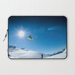 Snow time Laptop Sleeve