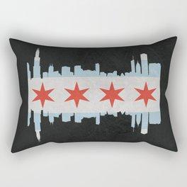 Chicago Pride Rectangular Pillow