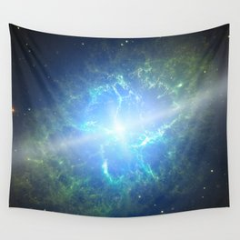 Supernova Wall Tapestry