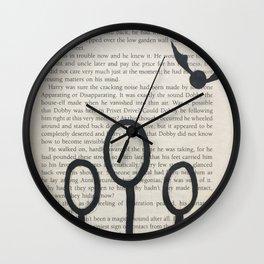 Quidditch! Wall Clock