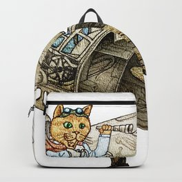 Flying Cat Backpack