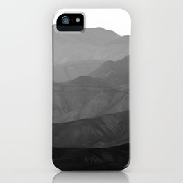 Mountains of the Judean Desert 10 iPhone Case