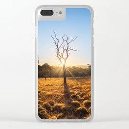 Coronation Plantation - Ireland (RR220) Clear iPhone Case