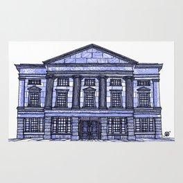 Shrewsbury Museum and Art Gallery, Blue Rug