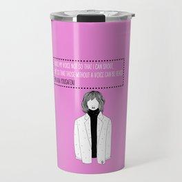 FEMMES  - chapitre 1 Travel Mug