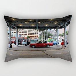 Taaaxi! Rectangular Pillow