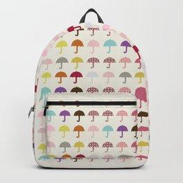 Umbrella Fashion Show Backpack