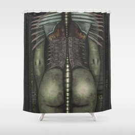 Female of the Species Shower Curtain
