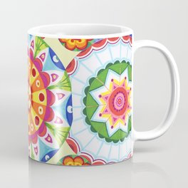 pop flowers Coffee Mug