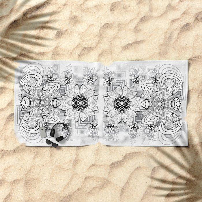 UNIT 42 Beach Towel