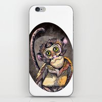 dreamer iPhone & iPod Skins featuring Dreamer by SilviaGancheva