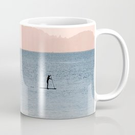 Minimalist Sunset Coffee Mug