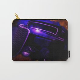 Blue Galaxy Hotrod Carry-All Pouch