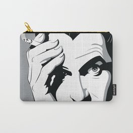 Smoking Vincent Carry-All Pouch