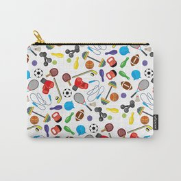 Children's Sport Pattern Carry-All Pouch