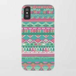 Summer doodle #2 iPhone Case