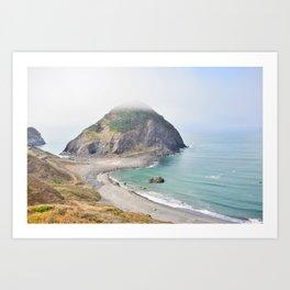 Oregon Coast Pacific Northwest Art Print