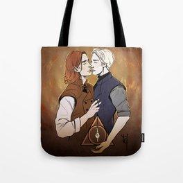 a + g Tote Bag