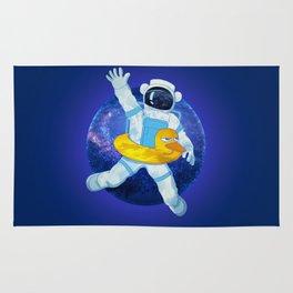 Float in Space Rug
