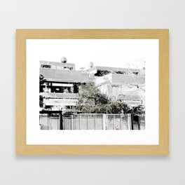 l.1. Framed Art Print