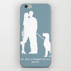 In Love Print iPhone & iPod Skin