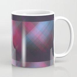 Laser Plaid Coffee Mug