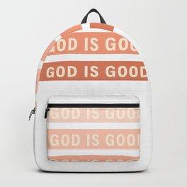 God is Good Backpack