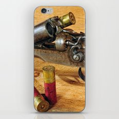 Double Barrel  iPhone & iPod Skin