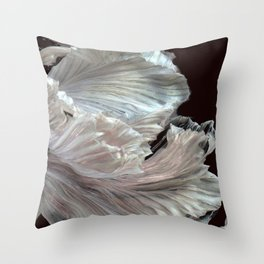Immersed in Life Throw Pillow