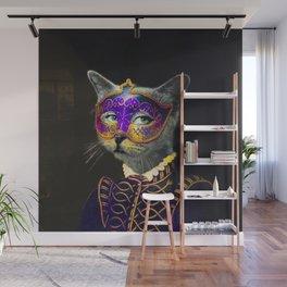 Cool Animal Art - Cat Wall Mural