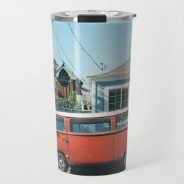 Santa Cruz car Travel Mug