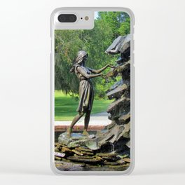 Raphell Clear iPhone Case