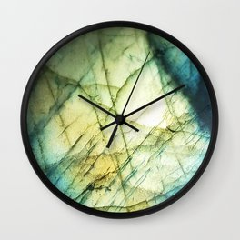 lab glory Wall Clock