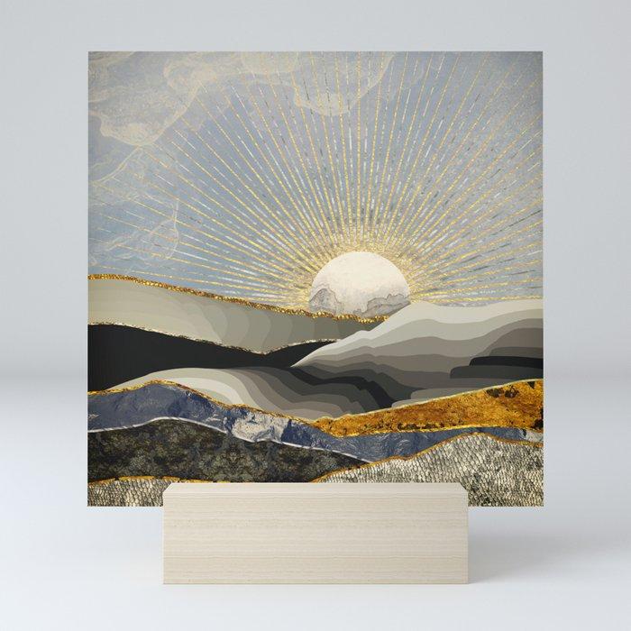 Morning Sun Mini Art Print