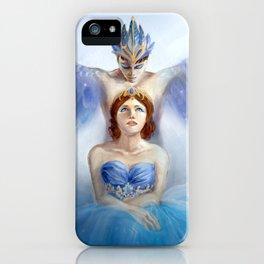 Bluebird and Florine iPhone Case