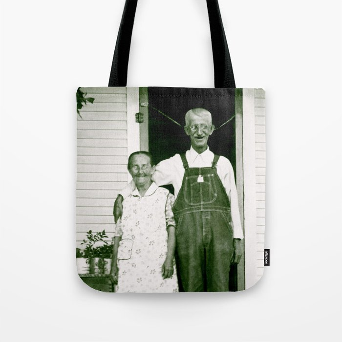 Frannie and Sylvester Tote Bag