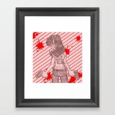Bonita Framed Art Print