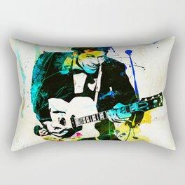 chuck berry Rectangular Pillow