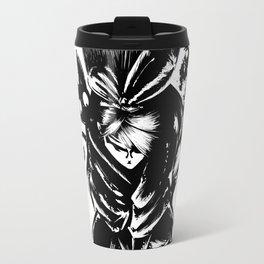 A Noir Witch Travel Mug