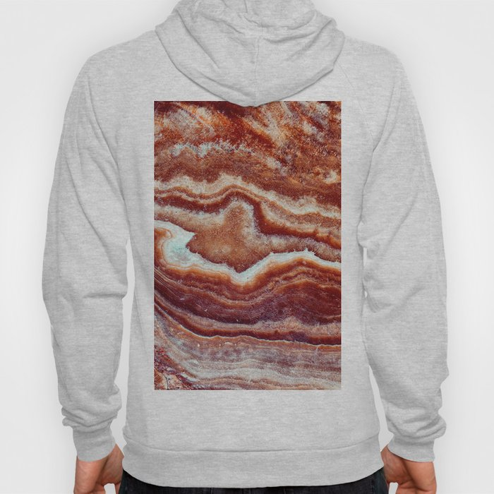 Rusty Quartz Hoody