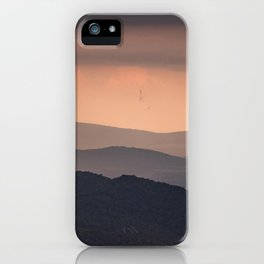 Smoky Mountain National Park II -  97/365 Nature Photography iPhone Case