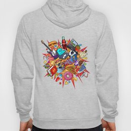 teenage explosion 2 Hoody