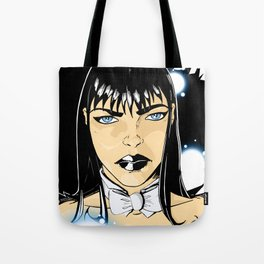 New52! Zatanna Tote Bag
