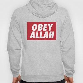 OBEY ALLAH Hoody