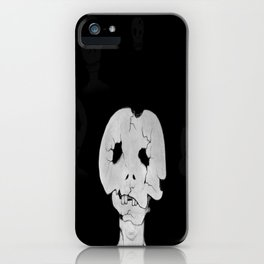 Bone Head iPhone Case