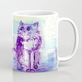 Space Cat! Coffee Mug