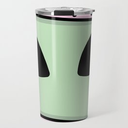 We Are Friendly (Pink) Travel Mug
