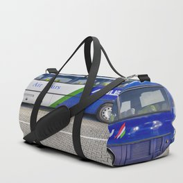 Malev Airlines Bus Duffle Bag