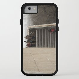 Ancient High Ground iPhone Case