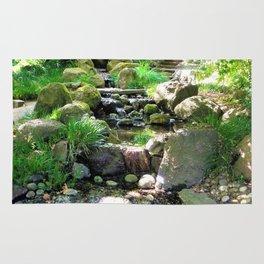 Tranquil stream Rug